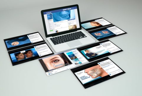 Profilo América Redes Sociales