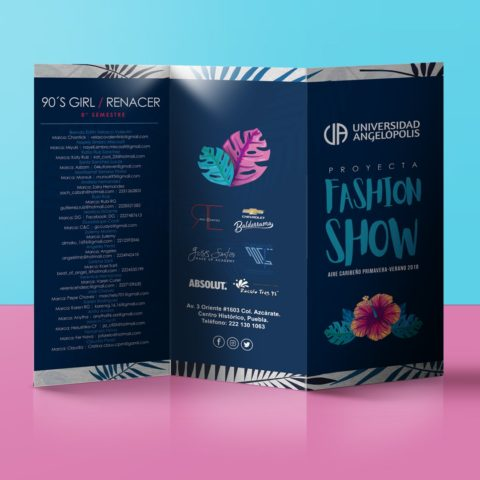 Proyecta Fashion Show